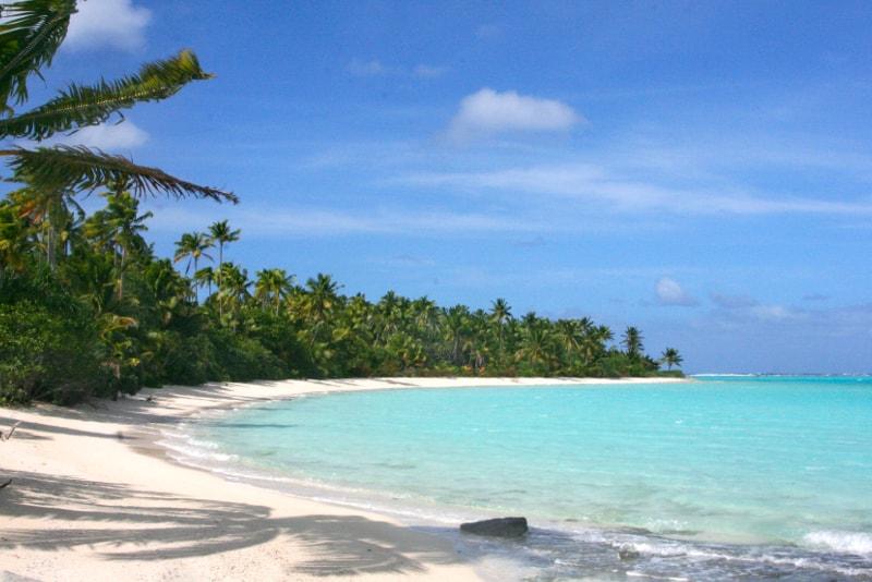 Les iles Cook - Îles paradisiaques