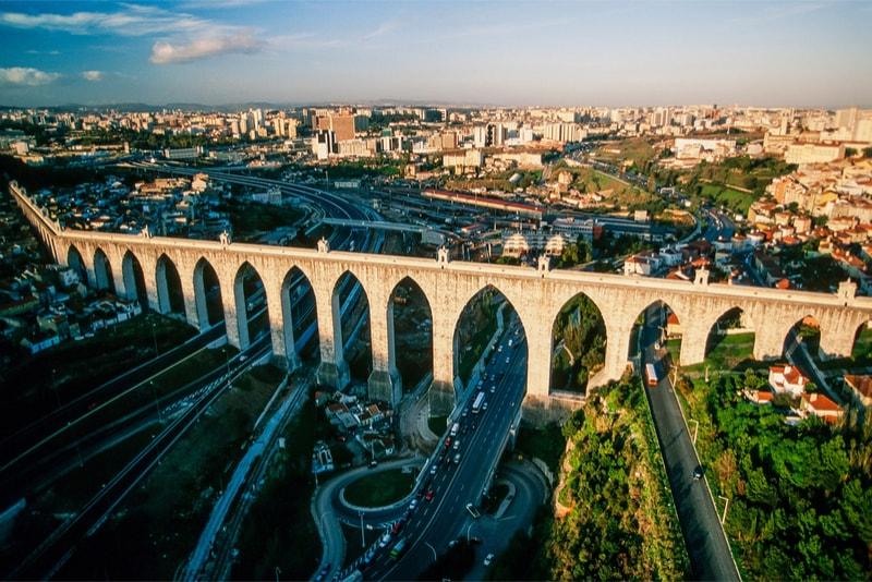 Acquedotto delle Acque Libere - Cose da vedere a Lisboa
