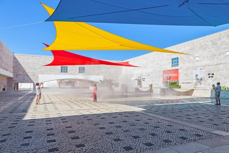 Museo Berardo - Cose da vedere a Lisboa