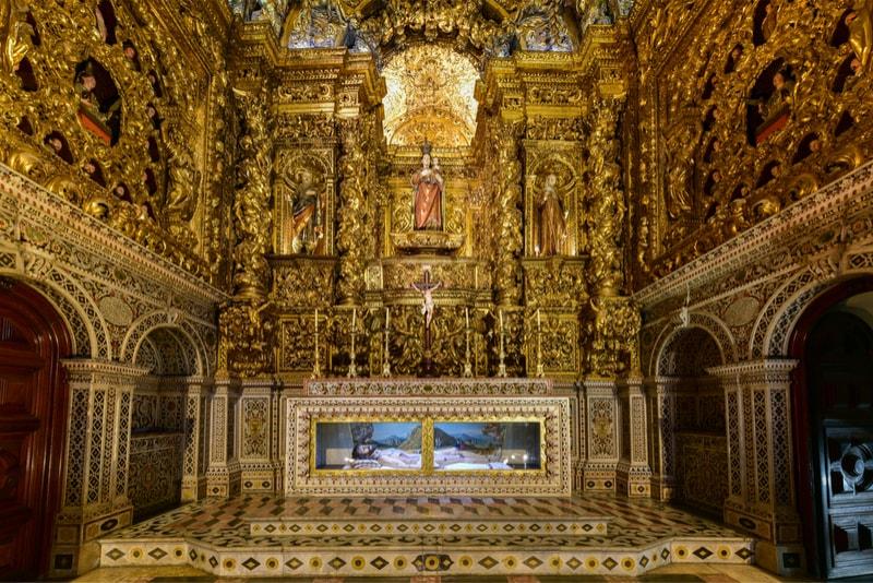 Lisbon Igreja de São Roque - Bons plans à Lisbonne
