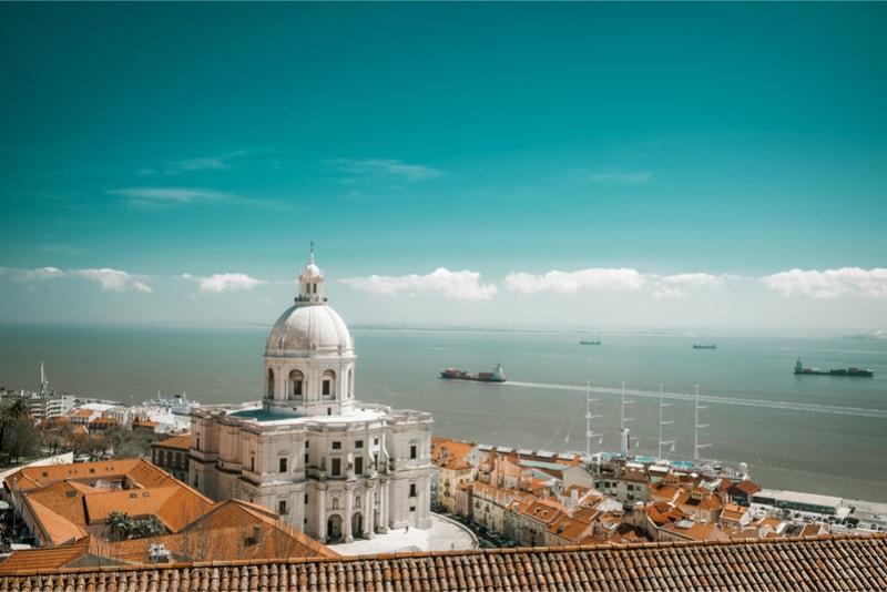 Il Pantheon di Santa Engrácia - Cose da vedere a Lisboa