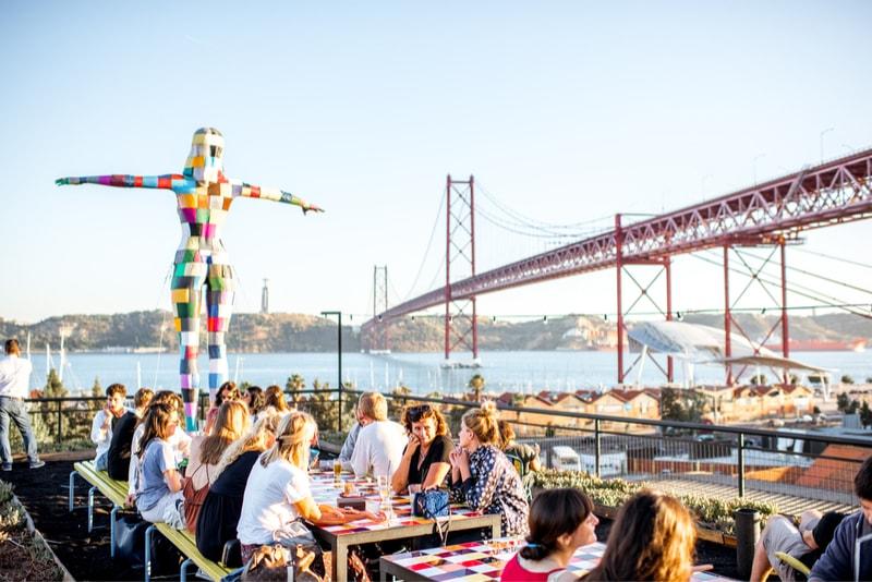 Il Ponte 25 Aprile - Cose da vedere a Lisboa