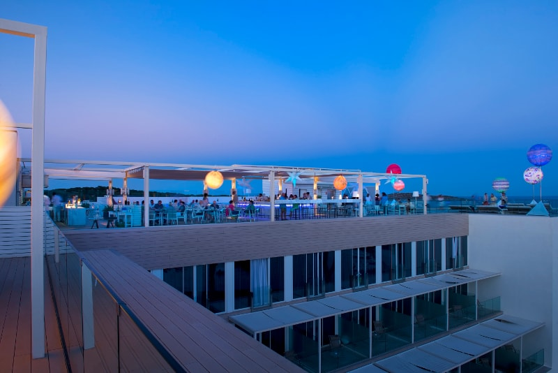 ME-Ibiza - Meulleures Rooftop