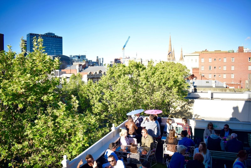 Madam Brussels - Melbourne - Best rooftops bars in the world