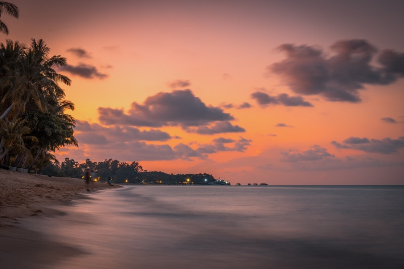 Île de Koh Samui - Îles paradisiaques