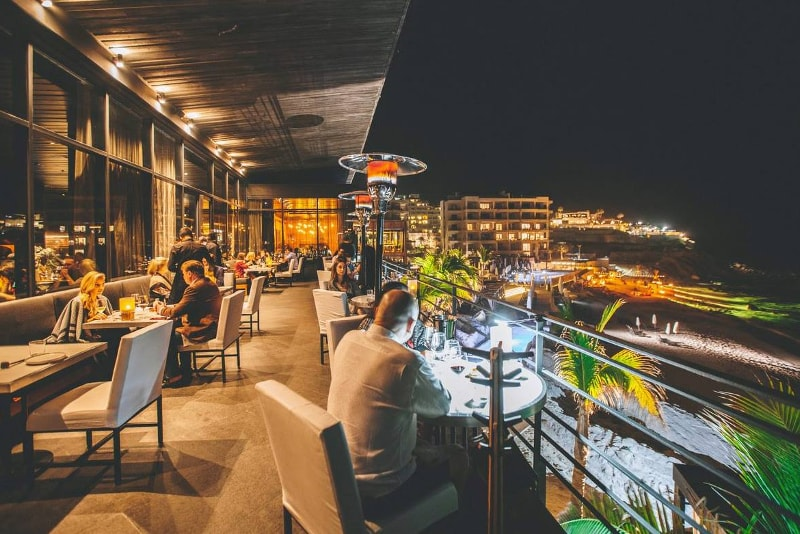 The Cape - Cabo San Luca - Best rooftops bars in the world