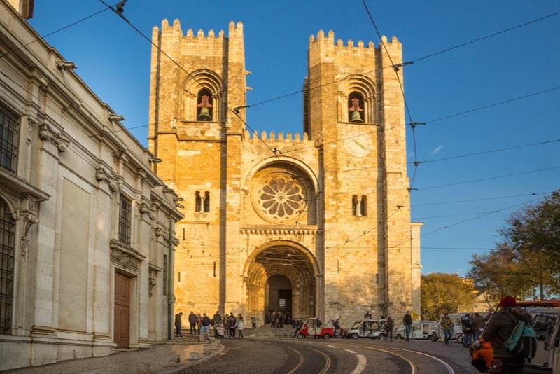 La Cattedrale di Lisbona - Cose da vedere a Lisboa