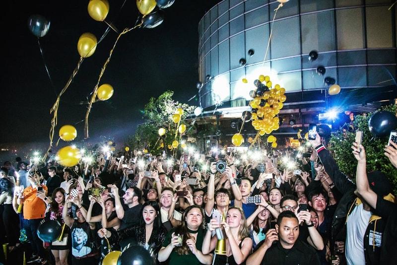 Skye - Jakarta - Best rooftops bars in the world