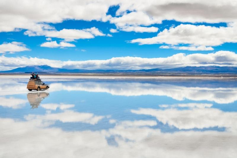 Salar de Uyuni - Tourscanner