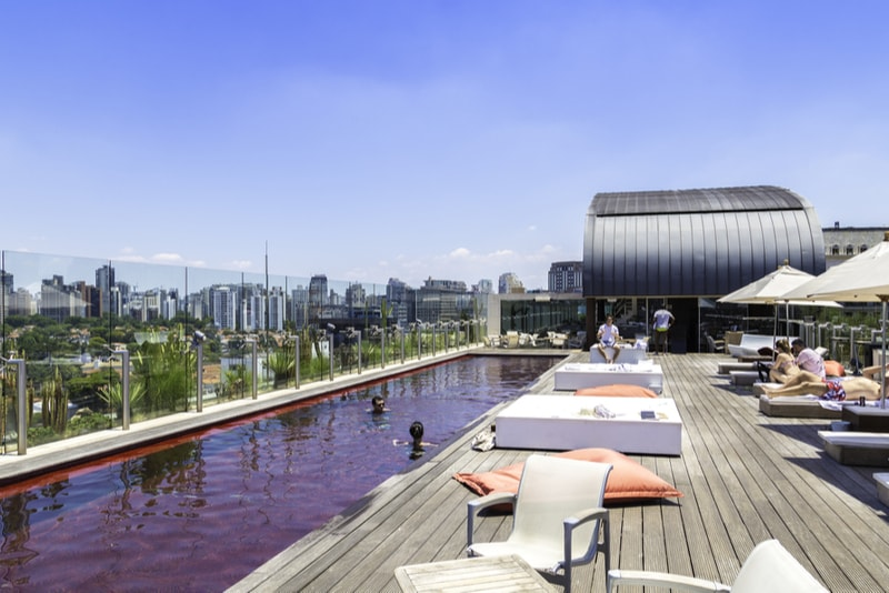 Skye Bar - São Paulo - Best rooftops bars in the world