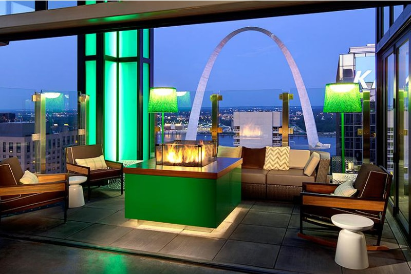 Three-Sixty à Saint-Louis - Meilleurs Rooftops