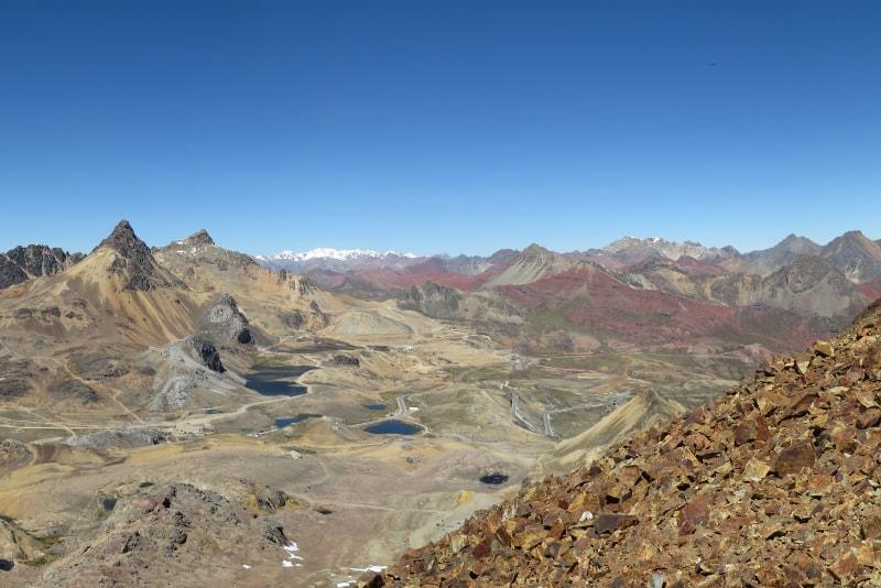 Ticlio Pass au Pérou - 14 Road Trips Extraordinaires à ne pas Rater