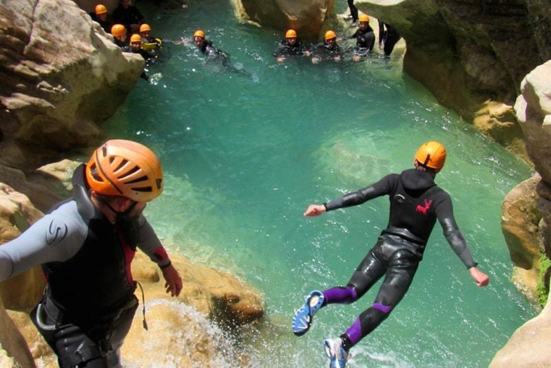 canyoning - Sports Nautiques