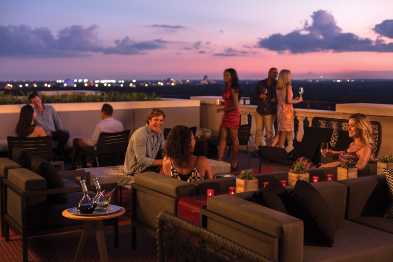 Capa - Orlando - Best rooftops bars in the world