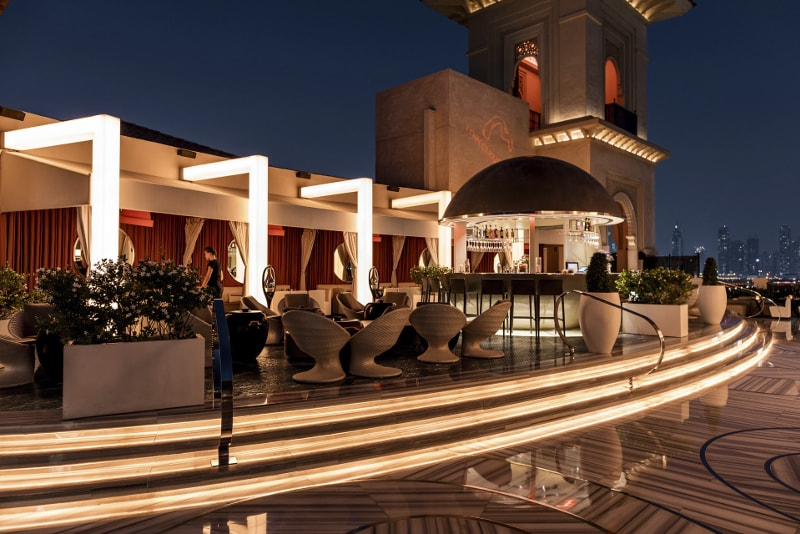 Mercury - Dubai - Best rooftops bars in the world