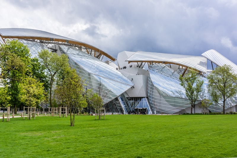 Louis Vuitton Fondation - Cose da Vedere a Parigi