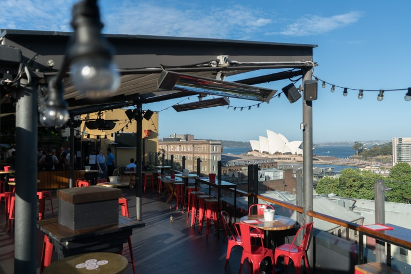 Glenmore - Sydney - Best rooftops bars in the world