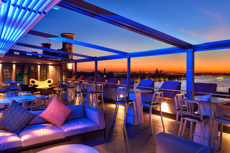 Skyline Hilton - Venice - Best rooftops bars in the world