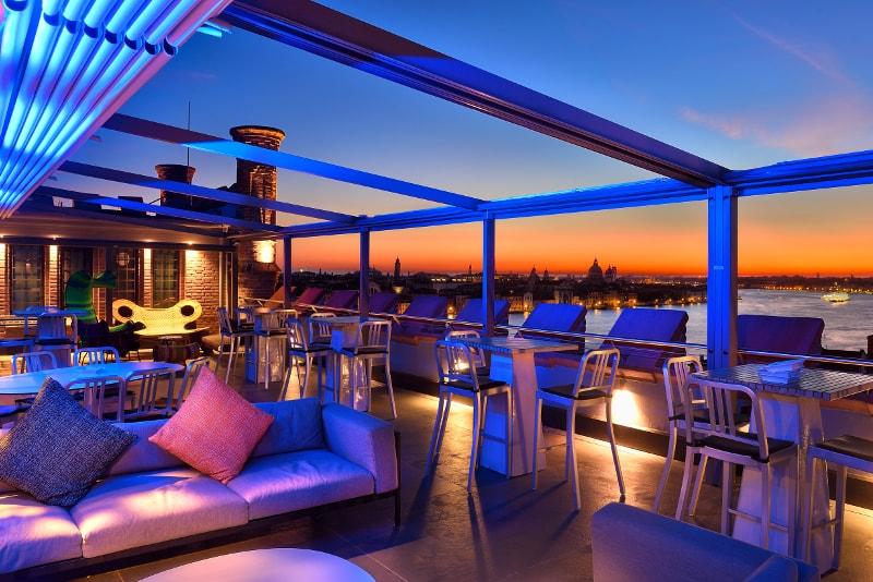hilton venezia-migliori rooftop
