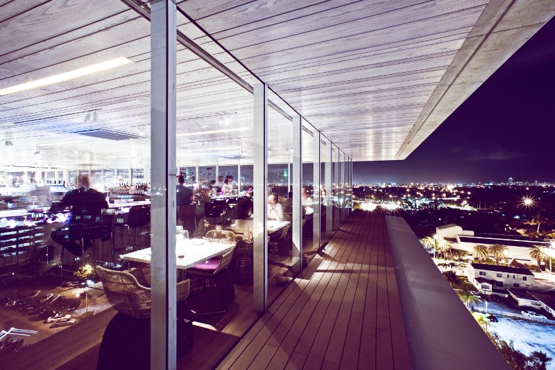 Juvia - Best rooftops bars in the world