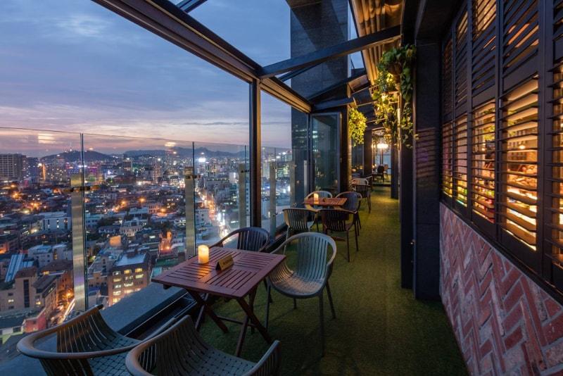 Kloud - Seoul - Best rooftops bars in the world