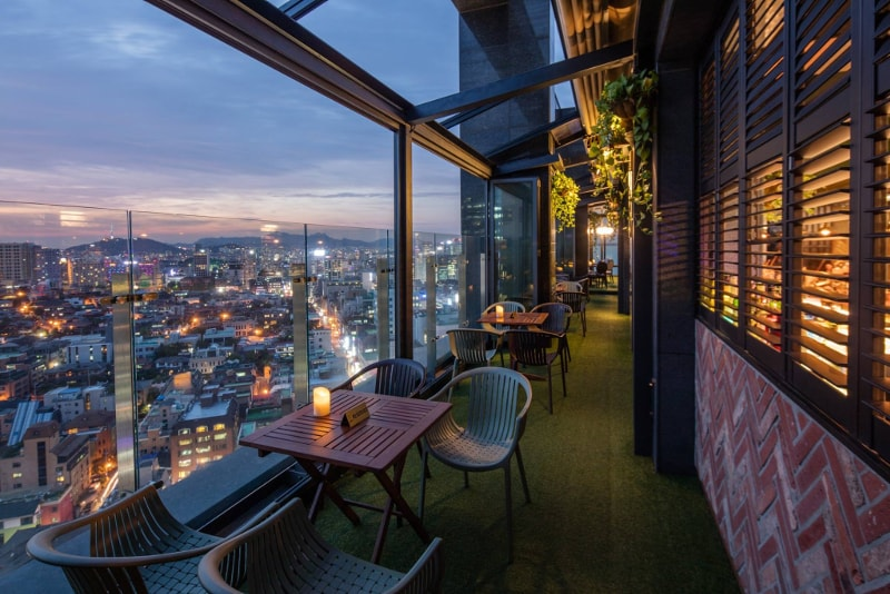 Kloud - Seoul - Best rooftops bars in the world