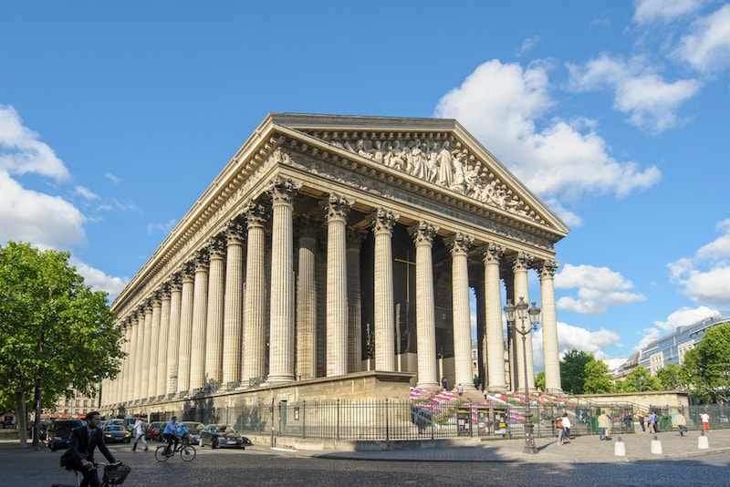 Eglise de la Madeleine - Choses à voir à Paris