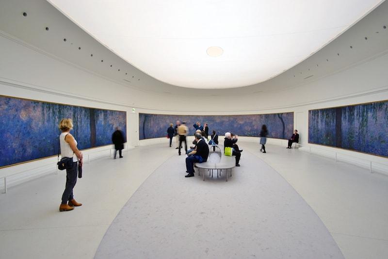 Museo dell'orangerie - Cose da Vedere a Parigi