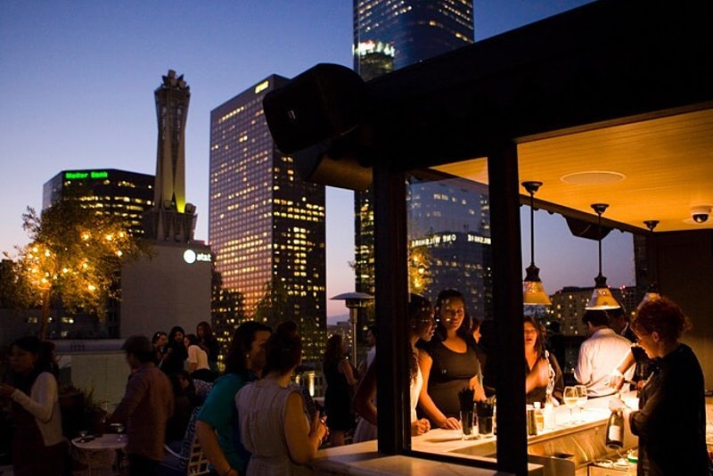 Perch LA - meilleures rooftops
