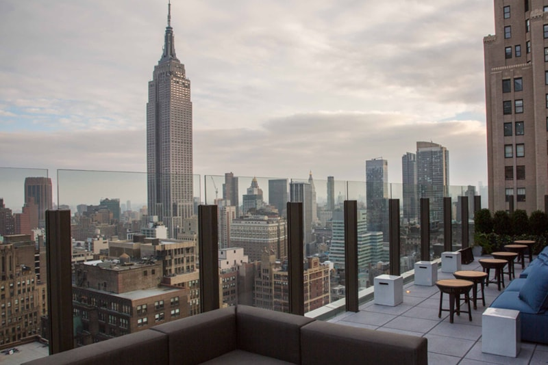 Skylark - New York City - Best rooftops bars in the world