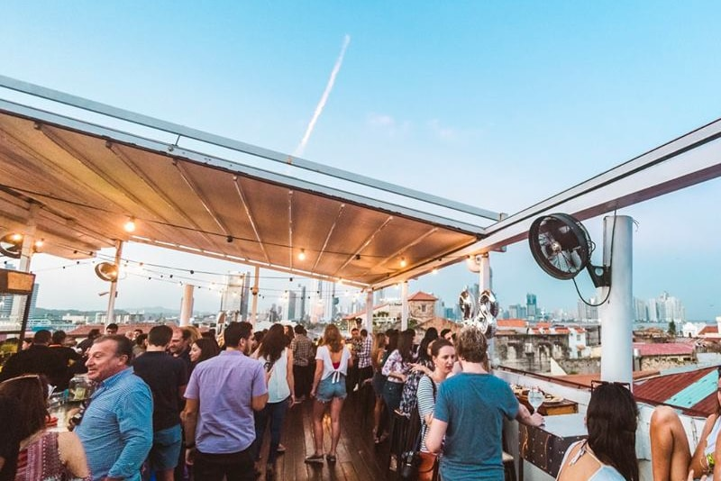 Tantalo - Panama City - Best rooftops bars in the world