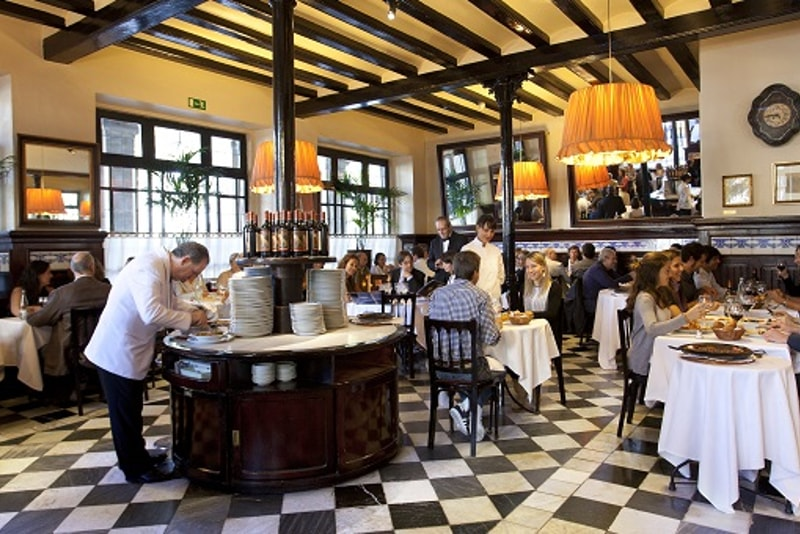 7 portes - things to do in Barcelona