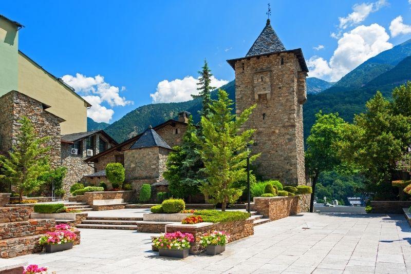 Andorra Tagesausflug von Barcelona