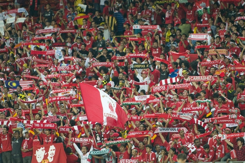 Anfield - Stadi di Calcio da Visitare