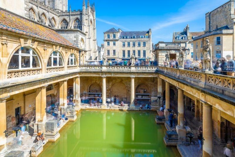 Bath tour from London