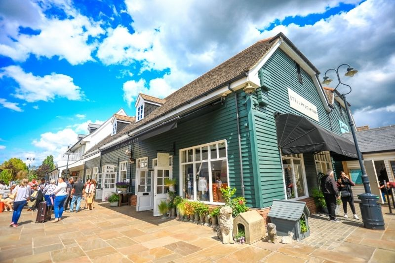 Bicester Village shopping tour
