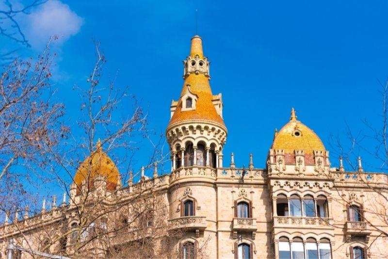 Casa Rocamora, Barcelona