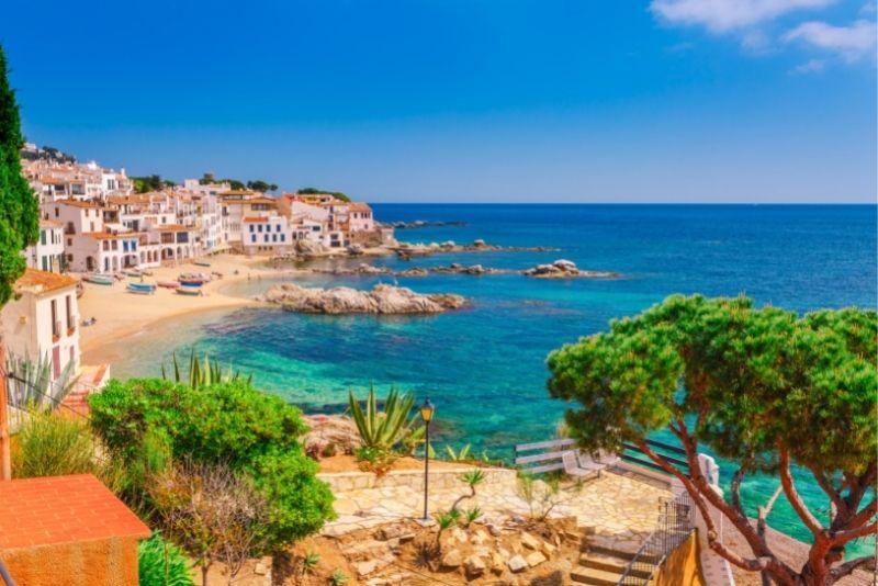 Tagesausflug an die Costa Brava ab Barcelona