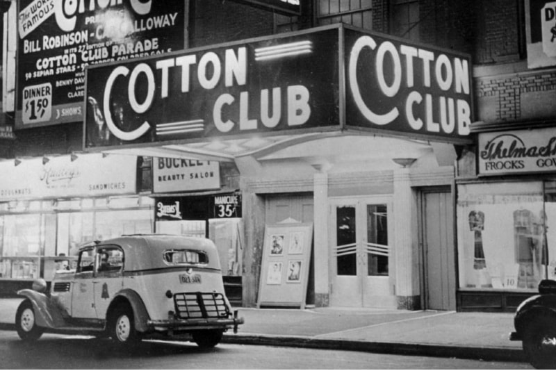 Cotton club - Choses à faire à New York