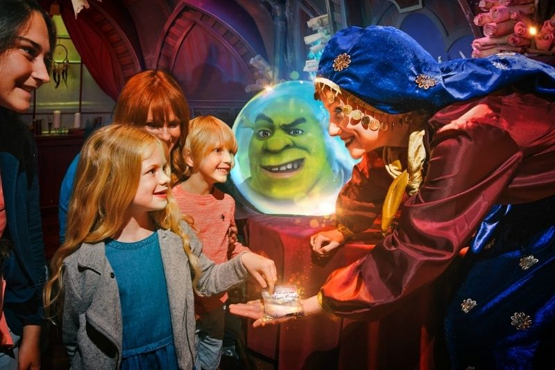 DreamWorks Shrek's Adventure in London