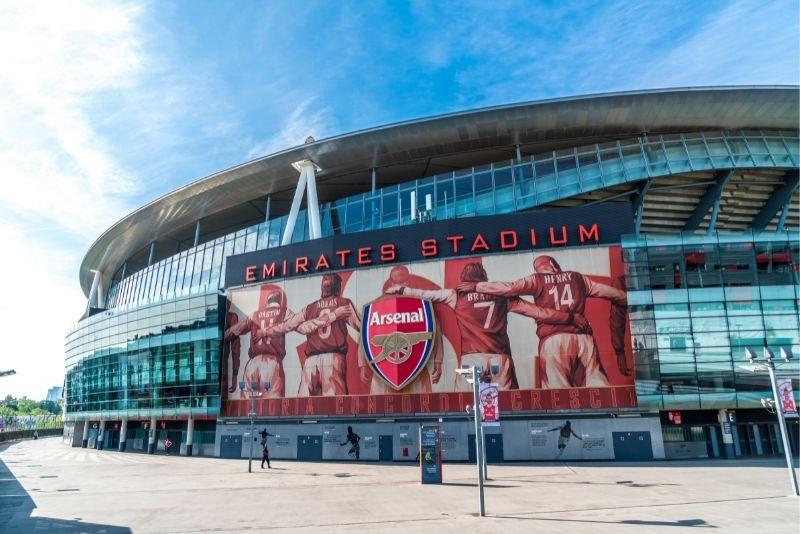 Emirates Stadium, London