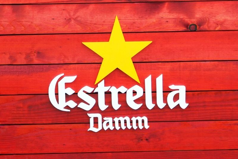 Brauerei Estrella Damm, Barcelona