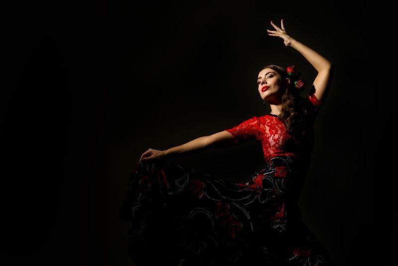 Flamenco-Show in Barcelona
