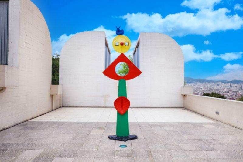 Joan Miró Stiftung, Barcelona