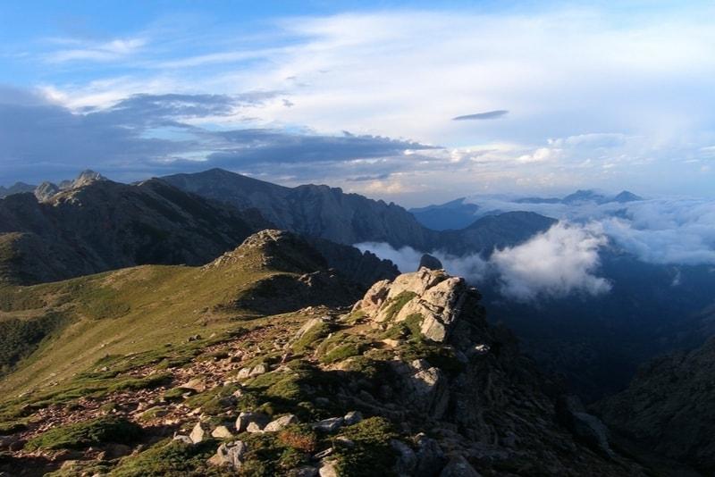 GR 20 - Hiking Trails