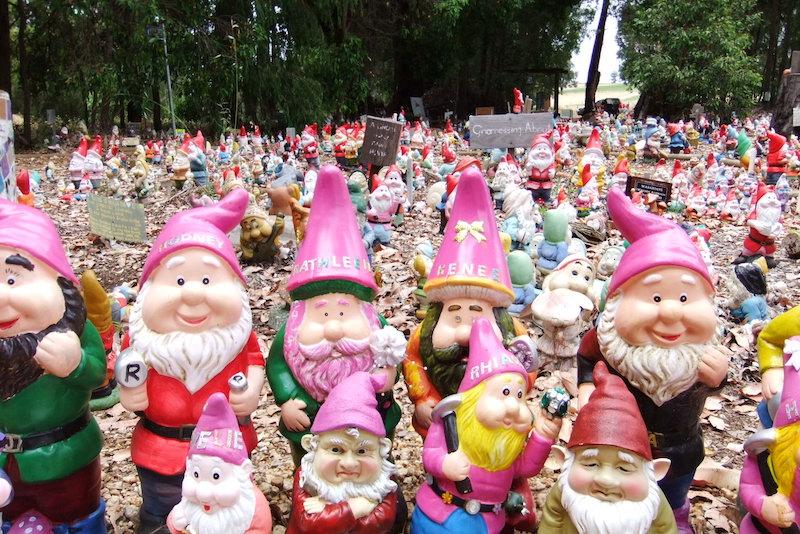 Dwarfs pathway - Fun things to do in Australia
