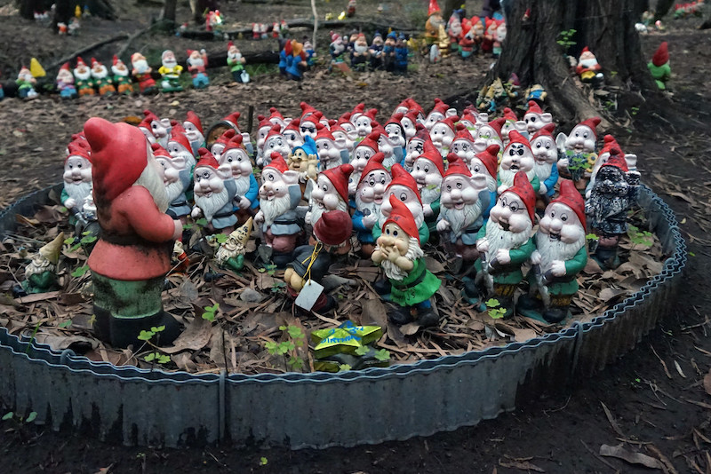 Gnomeisville - Fun things to do in Australia