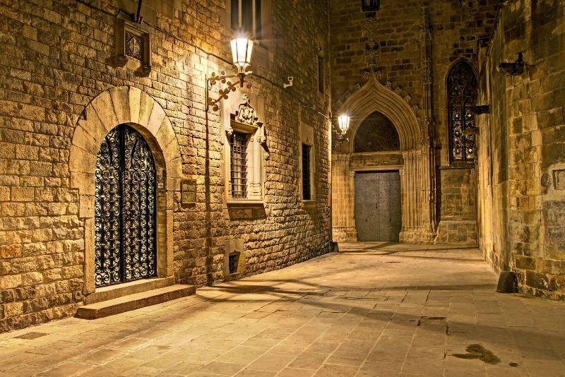 Gotisches Viertel, Barcelona