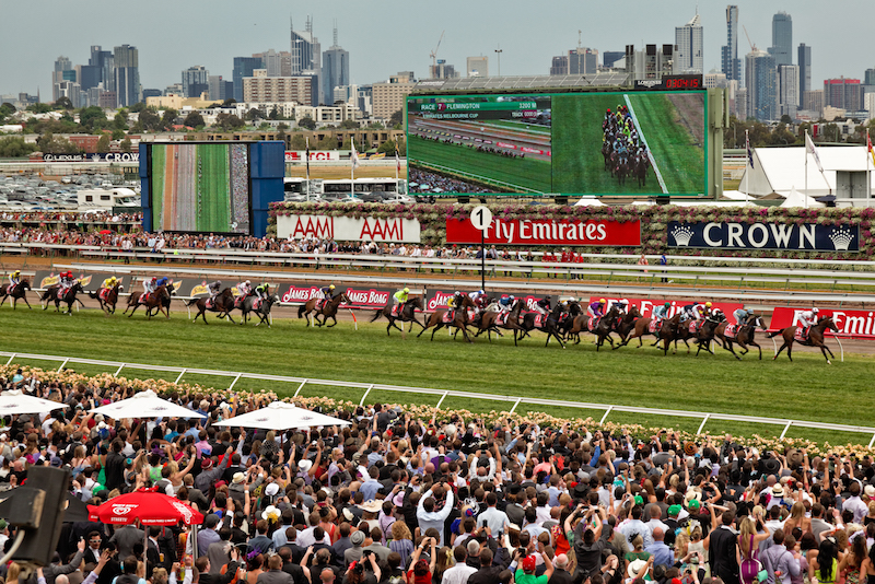 Melbourne Horse Cup - Fun things to do in Australia