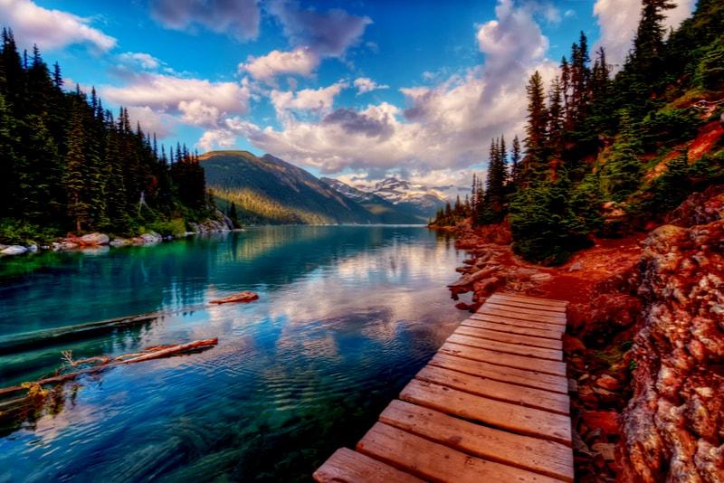 Lac du Kungsleden - 14 Treks Sensationnels dont vous n'avez Sûrement Jamais Entendu Parler